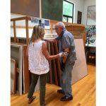 Inside CBCA artist Richard Bogart's studio at a[…]