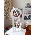 Maquette by CBCA artist Judith Steinberg in her s[…]