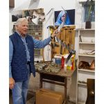 Visit to CBCA artist Joe Gitterman's studio[…]
